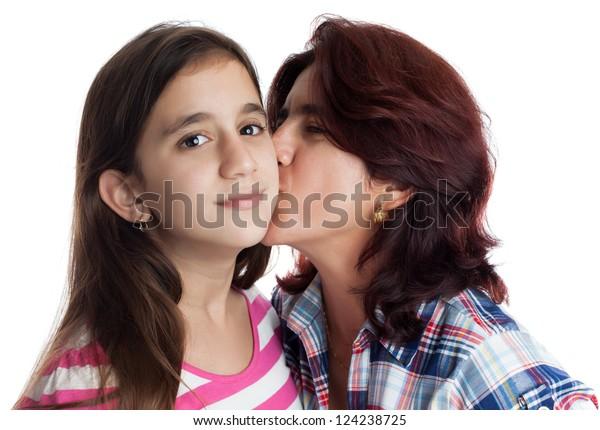 Mom Daughter Threesome Latina