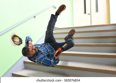 Workplace Accident Stock Images Royalty Free Images