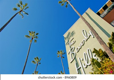 the historic beverly hills hotel opened in 1912