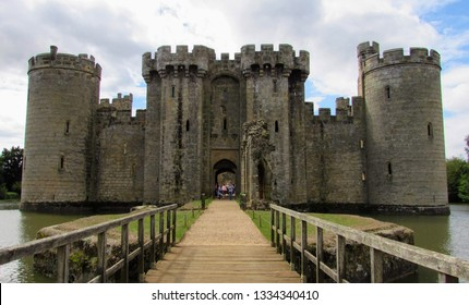 Historic Bodiam Castle