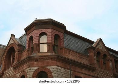 Historic Building in Montana's capital city
