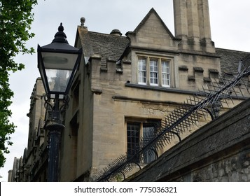Historic building in Oxford