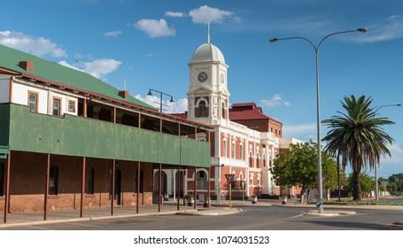 Historic buildings of the city of Kalgoorlie, Western Australia