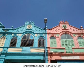 Historic Buildings in Hat Yai, Thailand