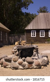 Historic Campsite - Fort Ross California