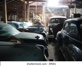 Historic Car Barn