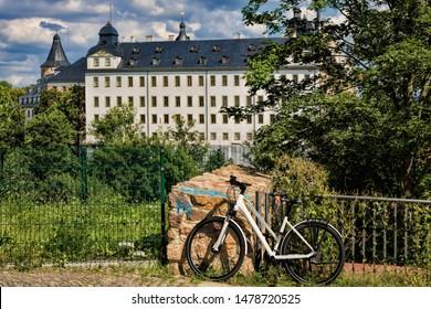 Historic castle in Altenburg, Germany
