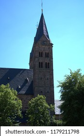 Historic cathedral in Fritzlar