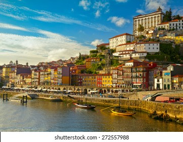 Historic center city of Porto, Portugal
