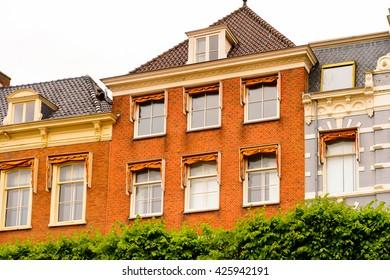 Historic center of Haarlem, Netherlands