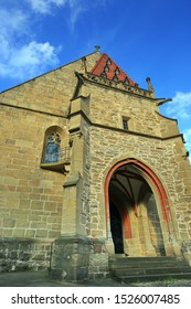 Historic church in Eppingen in Germany