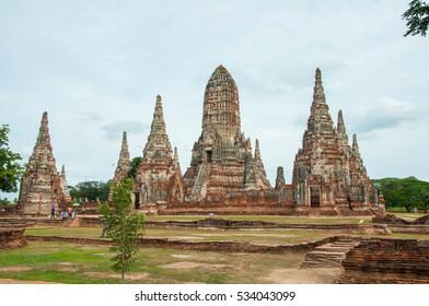 Historic City of Ayutthaya Thailand