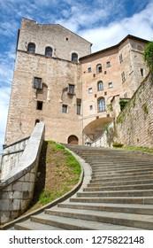 Historic city of Gubbio - Umbria - Italy