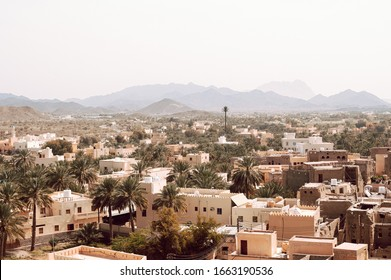 Historic City Landscape in Oman