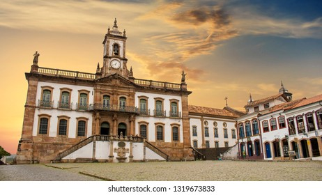 Historic city of Ouro Preto - MG - Ouro Preto, Minas Gerais 02/14/2019