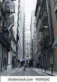 Historic City Street