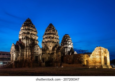 Historic City in Thailand