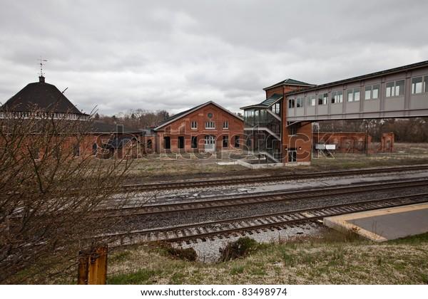Historic Civil War Train Station in Martinsburg, WV