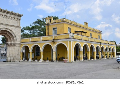 Historic Cuban Buildings and Cemeteris