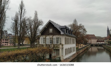 The historic district of Strasbourg