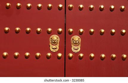 """""""historic door"""""""