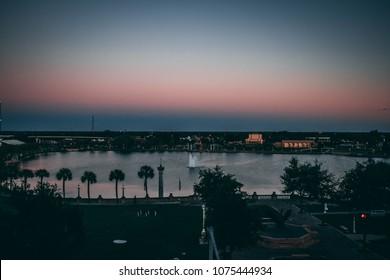 Historic Downtown Lakeland Florida
