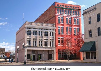 Historic Downtown Shreveport, Louisiana