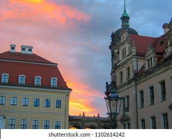 Historic Dresden of Germany