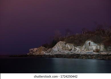 Historic Fort Structures Fort Stark State Park