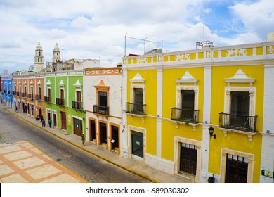 Historic Fortified Town of Campeche - UNESCO World Heritage Site.