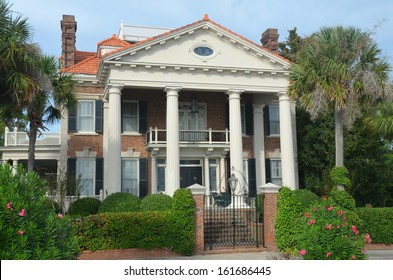 Historic home in Charleston, South Carolina