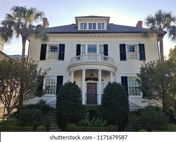 Historic House in Charleston SC