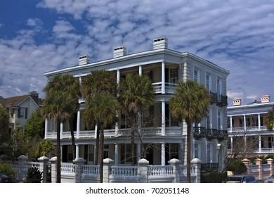 Historic House in Charleston SC