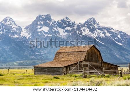 Historic John Moulton Barn