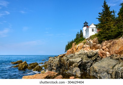 Historic Lighthouse, Acadia National Park