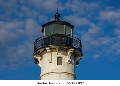 Historic Lighthouse in Duluth, Minnesota