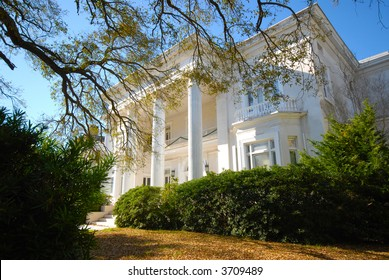 Historic Mansion in Charleston, SC.