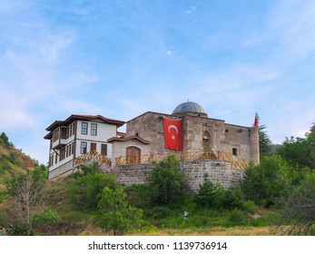 "historic mosque in Turkey-Cankiri ""Tasmescit"""