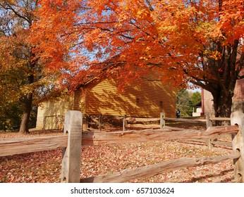 Historic Old Salem, Winston Salem, NC