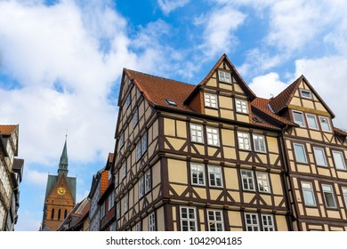 historic old town hannover germany