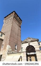 historische Altstadt von Vicenza, Italien