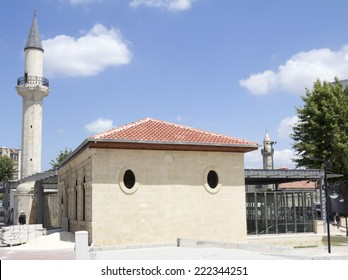historic prophet daniel mosque and musem, Tarsus Turkey