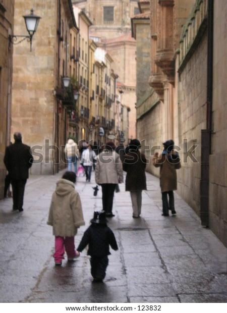 Historic Quarter - Salamanca