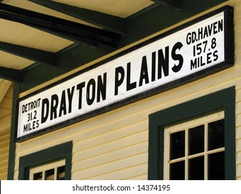 Historic Railroad Depot