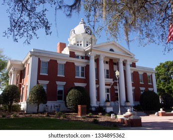 An historic restored courthouse