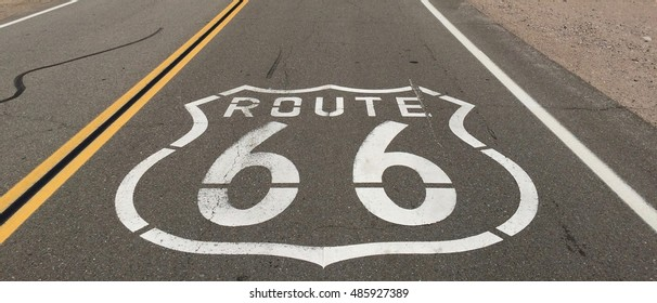 Historic Road 66, USA