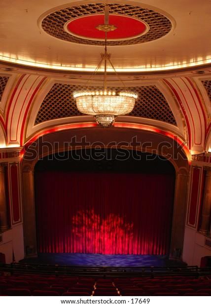 Historic Saenger Theatre
