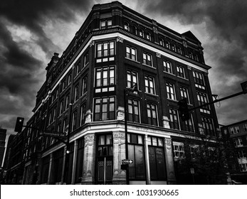 Historic Skyline Buildings in Kansas City Missouri