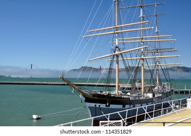 historic square-rigger Balclutha