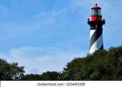 Historic St. Augustine, Florida Lighthouse